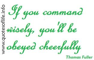 Cheerfully quote