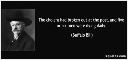 Cholera quote #2