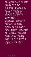 Cholesterol quote #2
