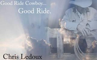 Chris LeDoux's quote