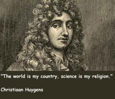 Christiaan Huygens's quote #6