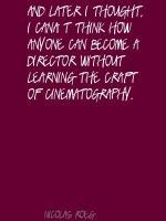 Cinematography quote #2
