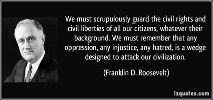 Civil Liberties quote #2