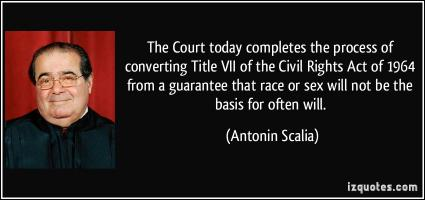Civil Rights Act quote #2