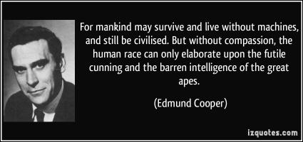 Civilised quote