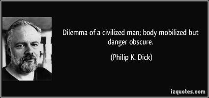Civilized Man quote #2