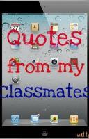 Classmates quote #5