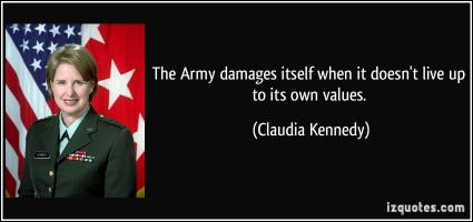 Claudia Kennedy's quote #5