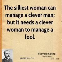 Clever Man quote #2