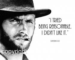 Clint Eastwood quote #2