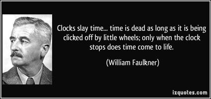 Clocks quote #1