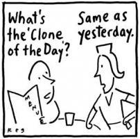 Clones quote #2