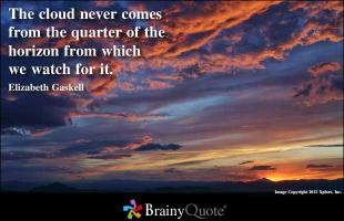 Clouded quote #1