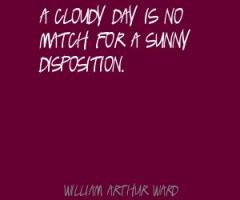 Cloudy quote #2