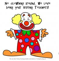 Clowning quote #2