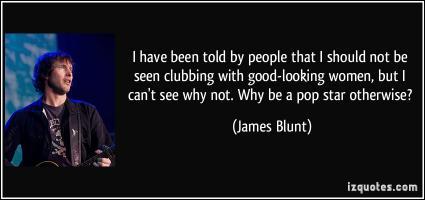 Clubbing quote #1