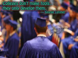Colleges quote #3