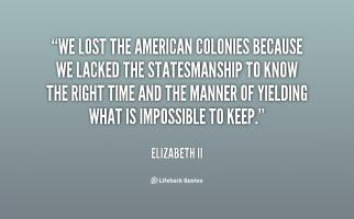Colonies quote #1