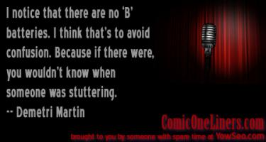 Comedy Central quote #2