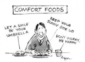 Comfort Food quote #2