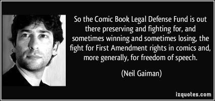 Comic Book quote #2
