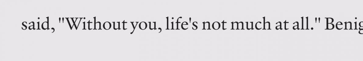 Comma quote #2