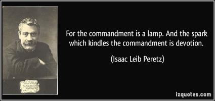 Commandment quote