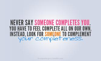 Completeness quote #2