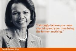 Condoleezza Rice quote #2
