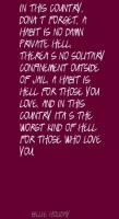 Confinement quote #2
