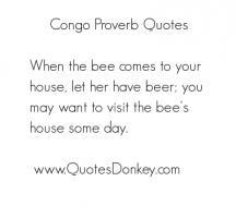 Congo quote #2
