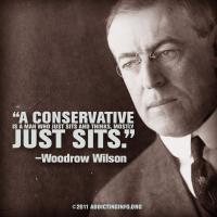 Conservative quote