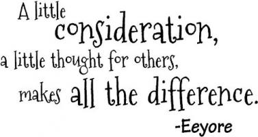 Consideration quote #2