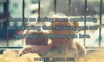 Consoling quote #1