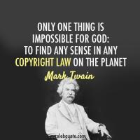 Copyright quote #1