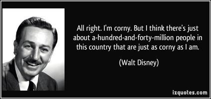 Corny quote #1
