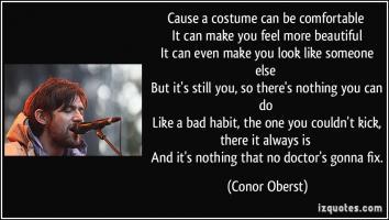 Costume quote #3