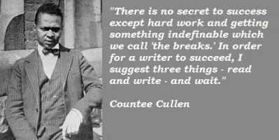 Countee Cullen's quote #3