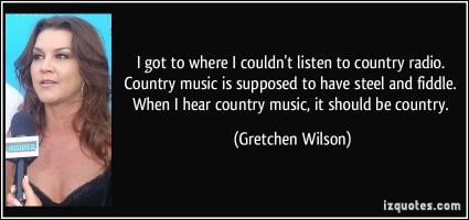 Country Radio quote #2