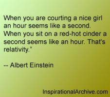 Courting quote