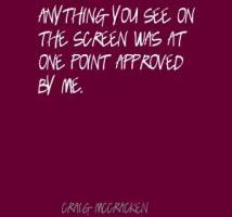 Craig McCracken's quote