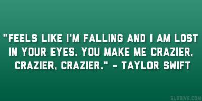 Crazier quote #1