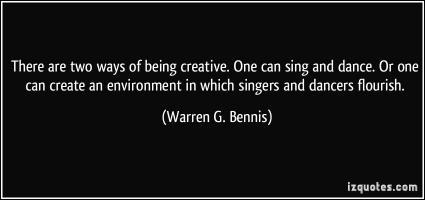 Creative Environment quote #2