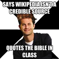 Credible quote #2