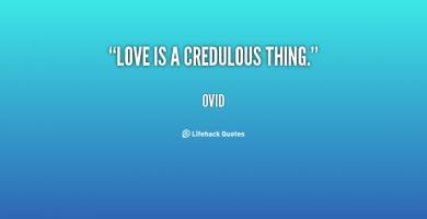 Credulous quote #2