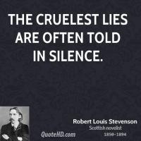 Cruelest quote #1