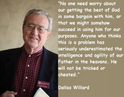 Dallas Willard's quote