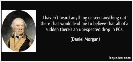 Daniel Morgan's quote #3