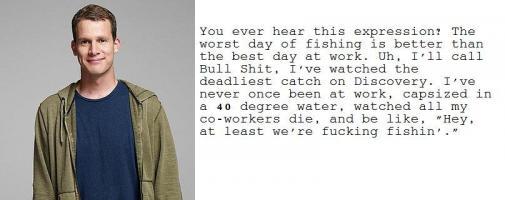 Daniel Tosh's quote #2