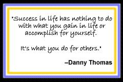 Danny Thomas's quote #1